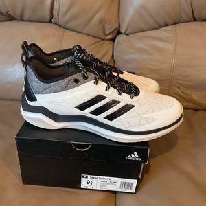 Adidas Speed Trainer 4 Baseball Turf Shoes
